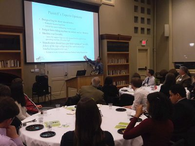 Fred Anderson, M.S., P.E.,founder of Advantec Engineering LLC, presents a case study on a recent consultation.