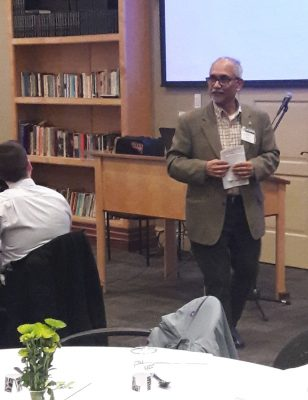 Professor Prabhakar Singh, Director of UConn's Center for Clean Energy Engineering, Director of the Fraunhofer Center for Energy Innovation (CEI) and UTC Endowed Chair Professor in Fuel Cell Technology, speaks about his success and failures in his career.
